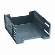 Rubbermaid Stackable High Capacity Front Load Letter Tray