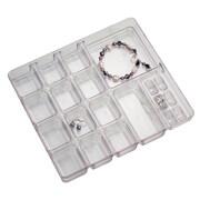 InterDesign Linus Jewelry Box Tray