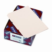 Smead Self-Tab Card Guides, Blank, 100/Box