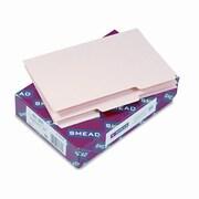 Smead Blank Self-Tab Card Guides, 1/3 Tab, 100/Box