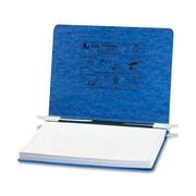 Acco Brands, Inc. Pressboard Hanging Data Binder, 12 x 8-1/2 Unburst Sheets, Light Blue