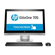 HP ® EliteOne 705 G2 AMD A-Series A10 Quad-Core 3.6 GHz 1TB HDD 8GB RAM Windows 7 Professional All-in-One Computer