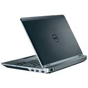 "Refurbished Dell E6220 12.5"" LED Intel Core i7-2620M 320GB 4GB Microsoft Windows 7 Professional Laptop Black"