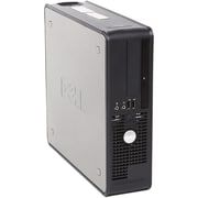 Refurbished Dell GX755 Intel Core Duo E8500 160GB SATA 2GB No OS Small Form Factor