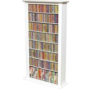 Venture Horizon VHZ Entertainment Regular Single Multimedia Storage Rack; White