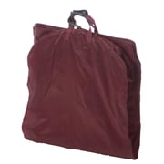 Preferred Nation Quick Trip 48'' Garment Bag; Burgundy
