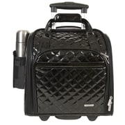 Travelon 14'' Rolling Underseat Quilted PVC Carry On