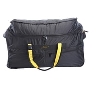 A.Saks Expandable 31'' Rolling Travel Duffel
