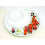 Omniware Entertainment Serveware Concentric Circles Platter