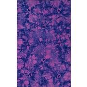 nuLOOM Tie Dye Flatwoven Pink Area Rug; 5' x 8'