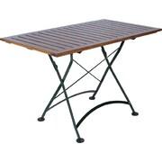 Furniture Designhouse European Caf  32'' x 48'' Folding Table
