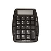 Mobile Edge MEANKC1 USB Numeric Keypad Calculator, Black