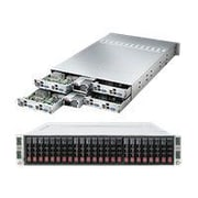 Supermicro® SuperServer 4GB RAM Intel Atom D525 Dual-Core Rack Server (SYS-2015TA-HTRF)
