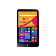 "Tablet Express Dragon Touch i8 pro 8"" Tablet PC, 32GB, Windows 8.1 and Android 4.4 KitKat, Black"