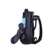 "V7  Urban Gray 600D Polyester 16"" Laptop Backpack (CBK1-GRY-3N)"