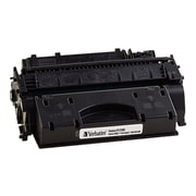 Verbatim® 99222 Black 6900 Pages Yield Remanufactured Toner Cartridge for HP LaserJet 400/M401 Series Laser Printer