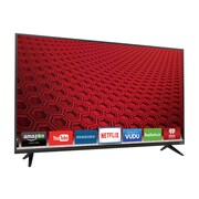 """VIZIO E-Series E65X-C2 65"""" 1080p Full Array LED LCD Smart TV, Black"""