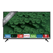 "VIZIO D-SERS 55"" Ultra HD Smart LED TV"