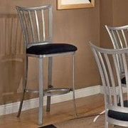 Hillsdale Delray 30'' Bar Stool with Cushion