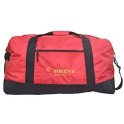 McBrine Luggage 33'' Extra Large Travel Duffel; Red