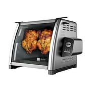 Ronco 5500 Series Rotisserie Oven; Stainless Steel