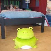NewPlans Corporation Critter Cushion Frog Kids Chair