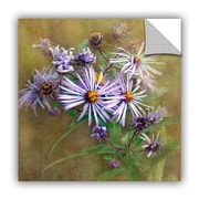 ArtWall Flowers In Focus 6 by David Kyle Art Appeelz Removable Wall Mural; 24'' H x 24'' W x 0.1'' D