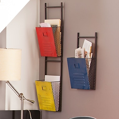 Holly & Martin Houtes Wall File Holder (Set of 3)