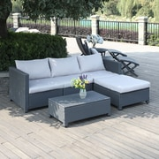 Handy Living 3-Piece Julie Patio Seating Group