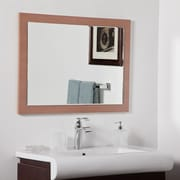 Decor Wonderland Arbor Modern Wall Mirror