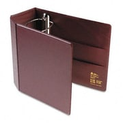 Avery Nonstick Heavy-Duty EZD Binder with One Touch Rings; Maroon