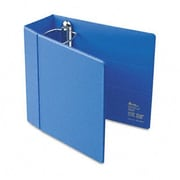 Avery Nonstick Heavy-Duty EZD Binder with One Touch Rings; Blue