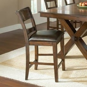 Hillsdale Park Avenue 26'' Bar Stool with Cushion (Set of 2)