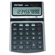 Victor 9600 Desktop Business Calculator, 10-Digit Lcd