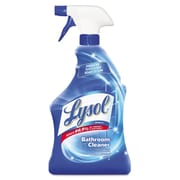 LYSOL Brand Disinfectant Bathroom Cleaners, Liquid, 32oz Bottle