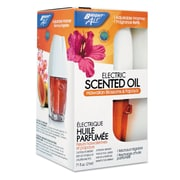 BRIGHT Air Electric Scented Oil Air Freshener Warmer & Refill, Hawaiian Blossoms & Papaya