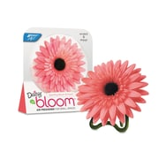 BRIGHT Air Daisy Air Freshener, Sparkling Bloom And Peach, Coral Pink, 3.8oz, 6/carton