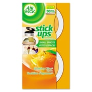 Air Wick Stick Ups Air Freshener, 2.1oz, Sparkling Citrus, 12/carton