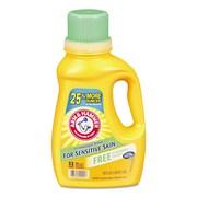 Arm & Hammer He Compatible Liquid Detergent, Unscented, 50 Oz Bottle