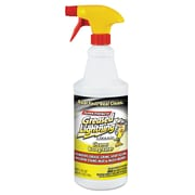 Greased Lightning Multipurpose Cleaner & Degreaser, 32 Oz Spray Bottle, 6/carton