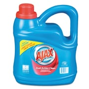Ajax Triple Action Multipurpose Cleaner, Original Scent, 134oz Bottle
