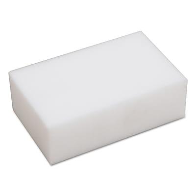 O-Cedar Commercial Maxi-Clean Eraser Sponges, 4 1/2 x 2 3/4 x 1 1/2, White, 24/carton DVOCB961504