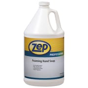 Zep Professional Antibacterial Foaming Hand Soap, Floral Scent, 1 Gal Bottle, 4/carton