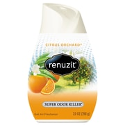 Renuzit Adjustables Air Freshener, Citrus Orchard, 7 Oz Cone, 12/carton