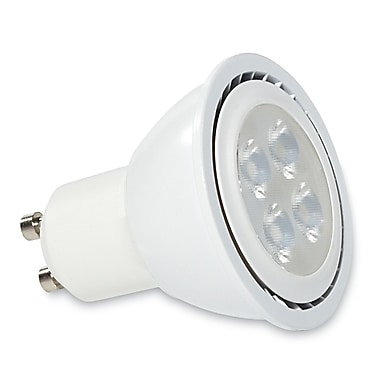 Verbatim MR16 (GUI10) LED Bulb, Contour Series 3000K, 375 Lumens, 60W Replacement, Dimmable