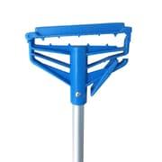 Dura Plus 57'' Blue Aluminum Wet Mop Handle 147 Cm, Each