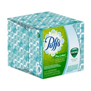 Puffs Ultra Soft & Strong Facial Tissue with Vicks, 24 Packs/Case