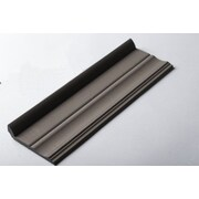 """Forever Mouldings Classic Baseboard,  4""""3/8 x 96"""" x 1"""", 6/Pack"""