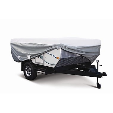 Classic Accessories Overdrive PolyPro3 RV Cover; 16 - 18'