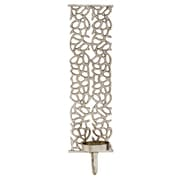Modern Day Accents Twigs 1 Light Wall Sconce; Short
